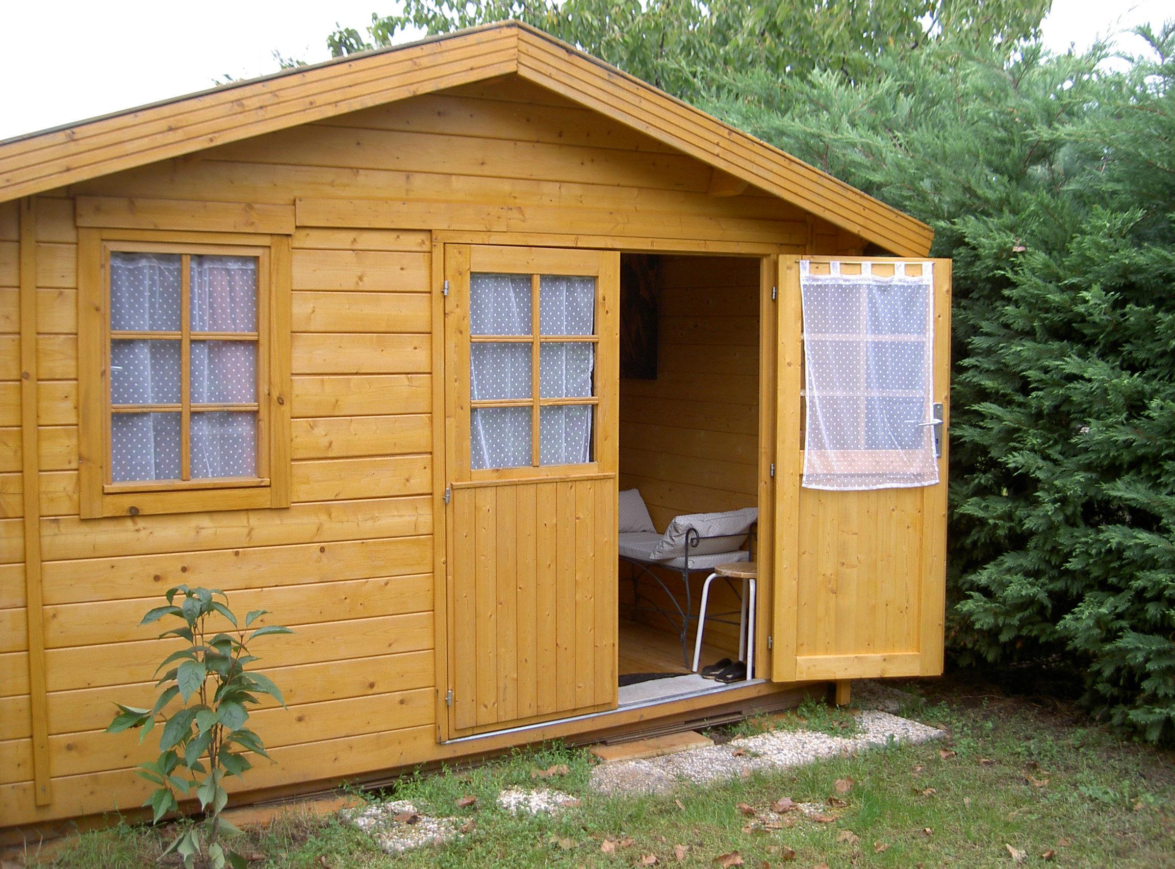 extérieur cabane