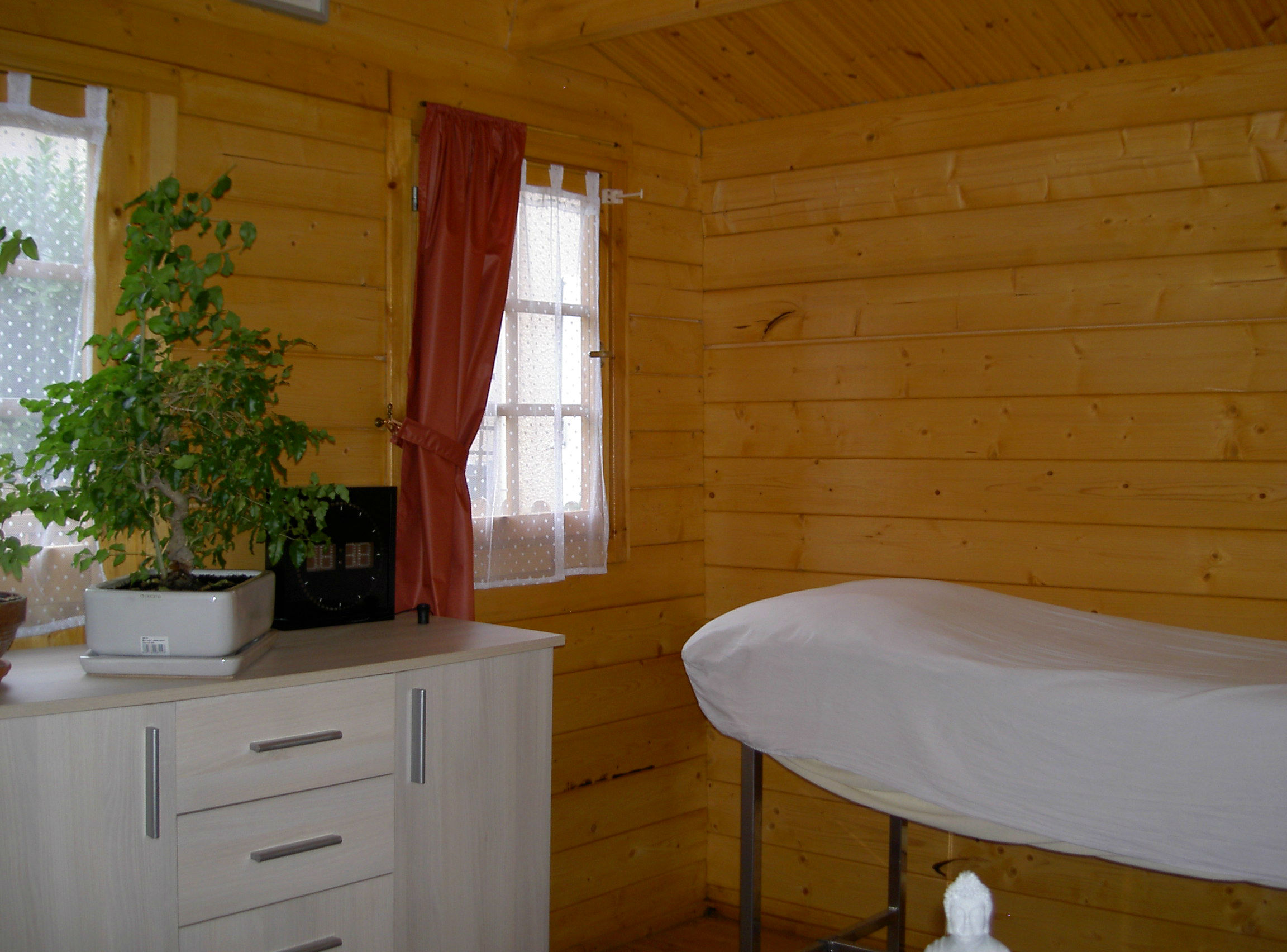 Intérieur cabane 1